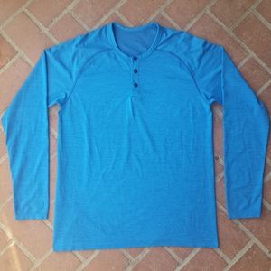 Lululemon long sleeve tee shirt